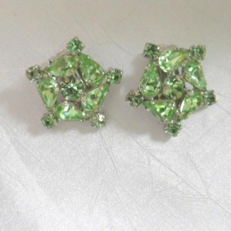 Weiss Earrings