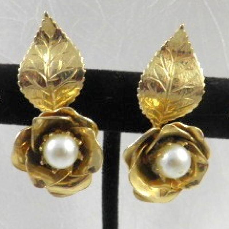 Coro Earrings