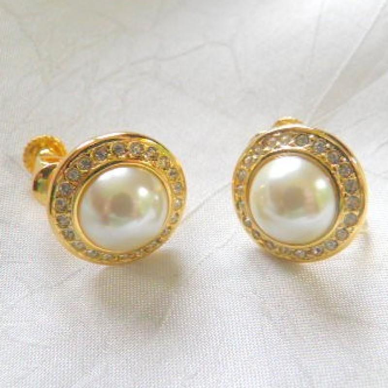 Napier Pearl Earrings