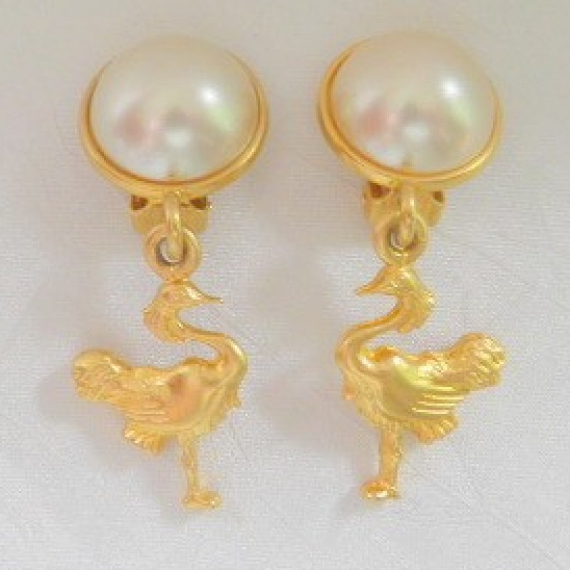 Feragamo Earrings