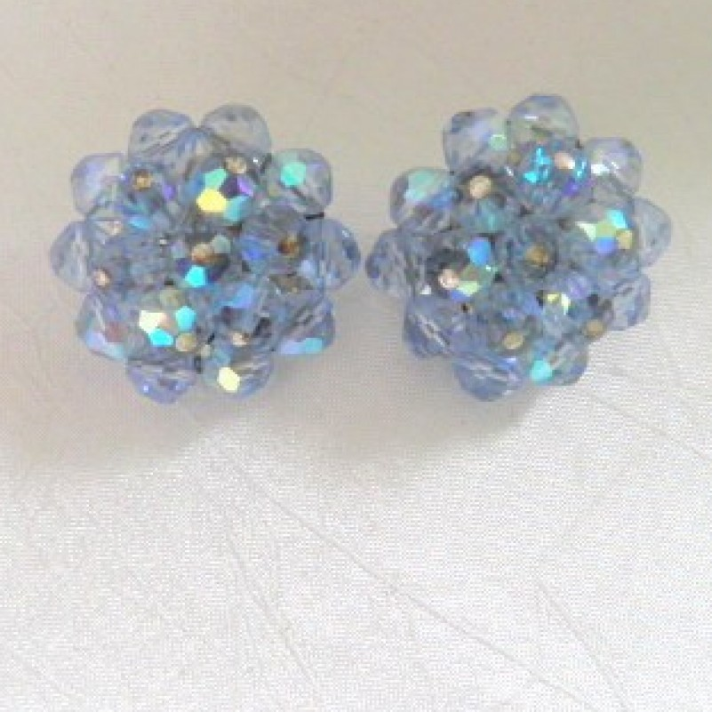 Laguna Blue Earrings
