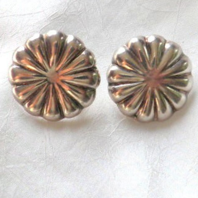 Sterling Mexican Earrings