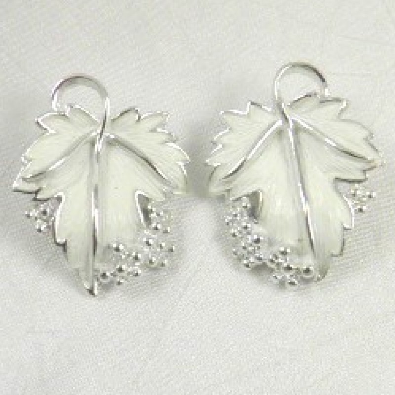 Whispering Leaves Earrings