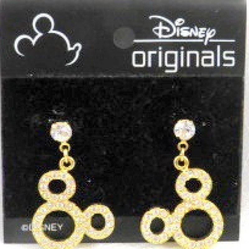 Micky Mouse Earrings