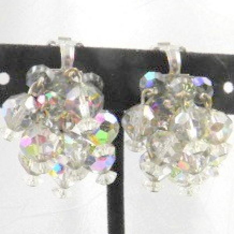 Laguna Crystal Earrings
