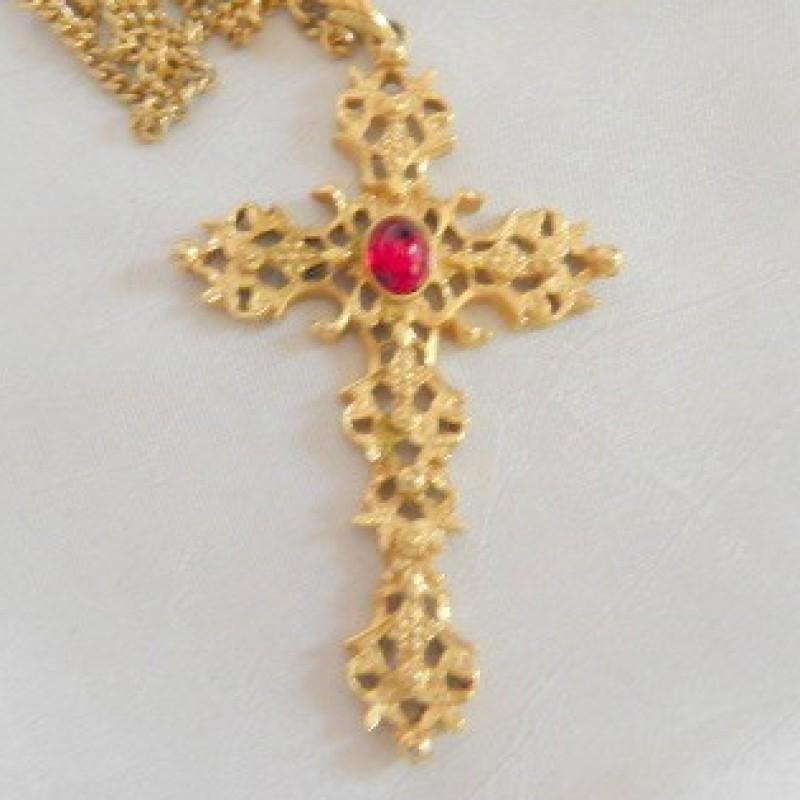Avon Cross Necklace