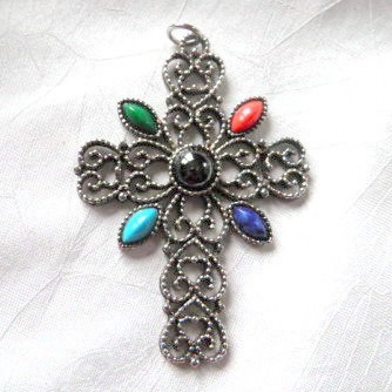 Avon Cross Pendant