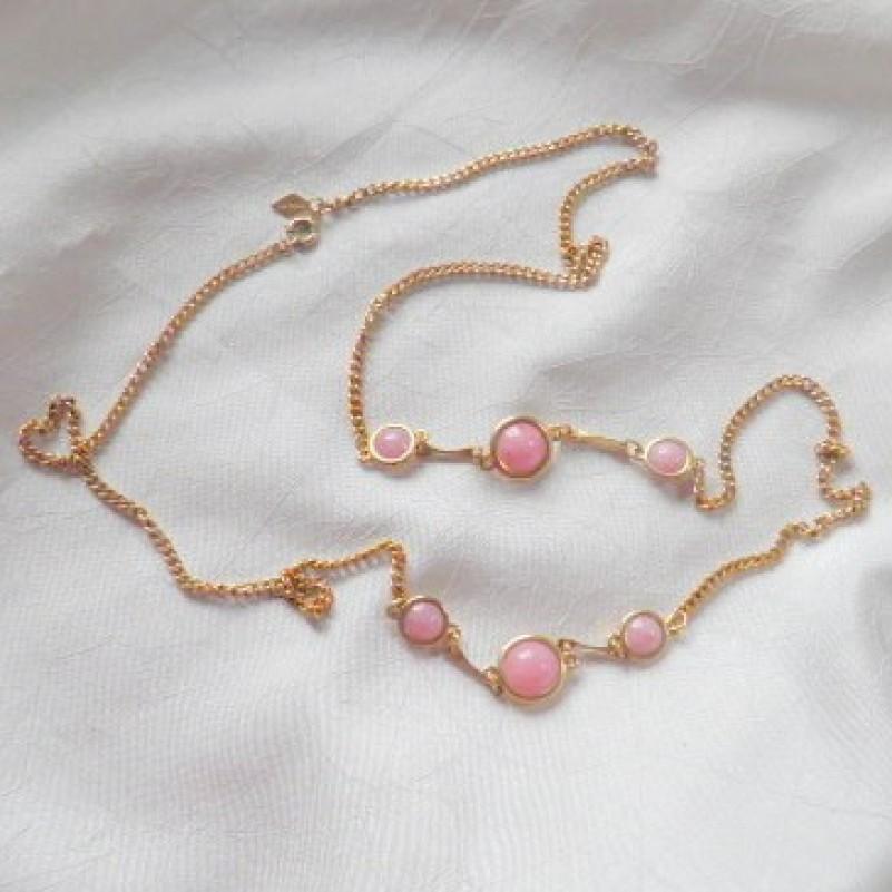 Pink Parfait Necklace