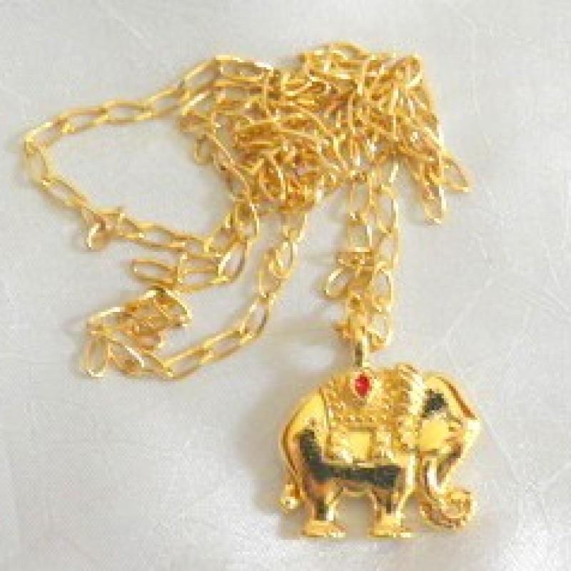 Avon Elephant Necklace