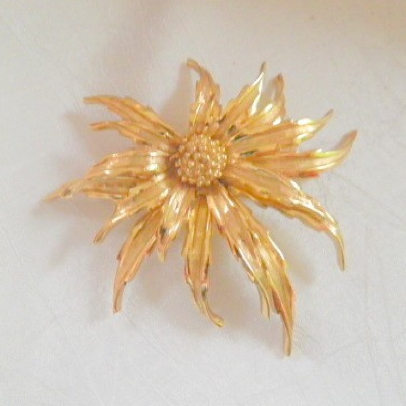 Boucher Flower Pin