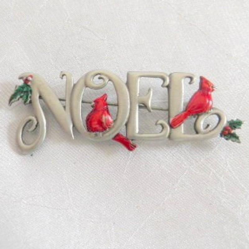 Noel christmas Pin