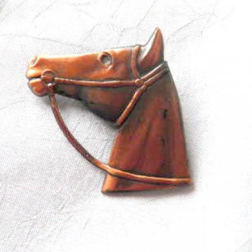 Horse head Pin