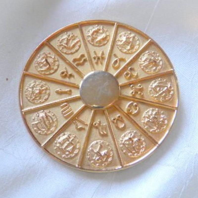 Zodiac Pin