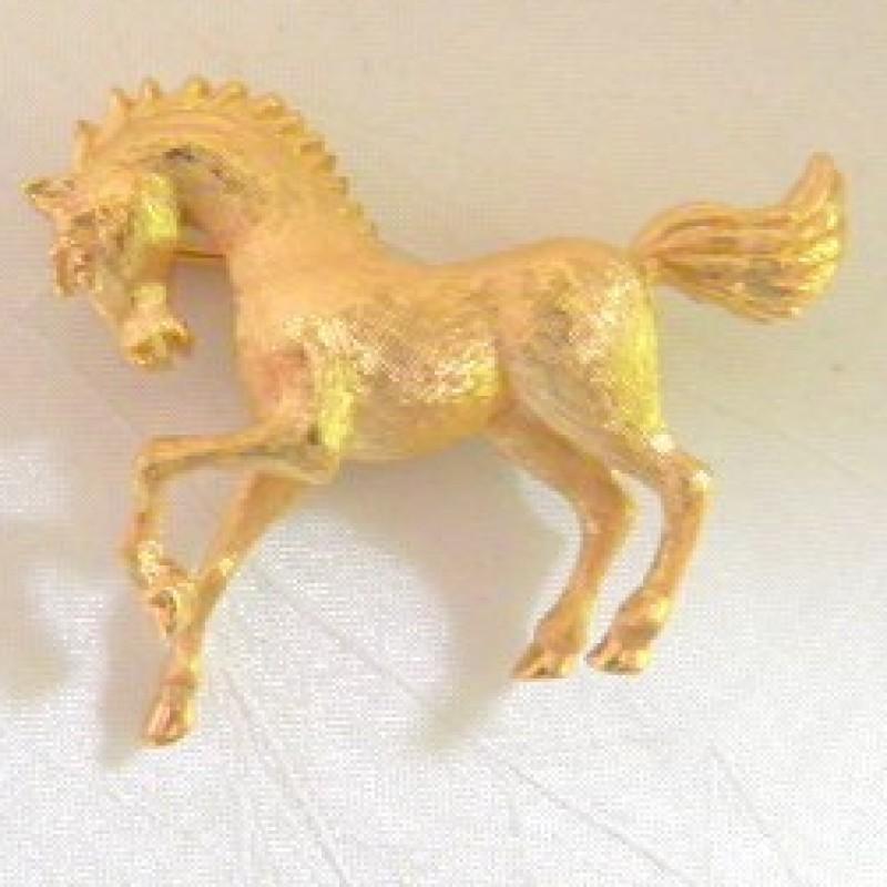 Prancing Horse Pin